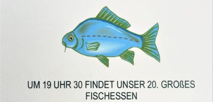 20. Großes Fischessen mit der alten 5. Mannschaft findet statt